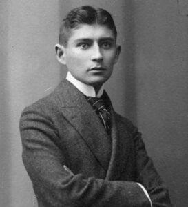 Franz Kafka - Foto