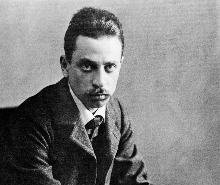 Rainer Maria Rilke - Foto